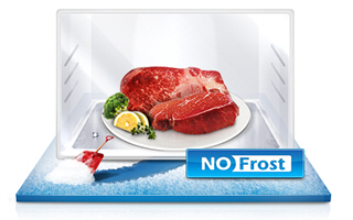 no frost systeem